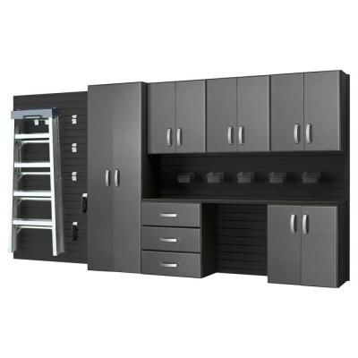 Flow Wall Deluxe Modular Mounted