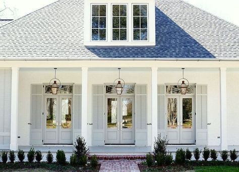 30 Astonishingly Gorgeous Front Door Paint Colors House Paint Exterior Facade House Exterior Paint Colors For House