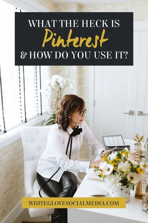 Are you still confused about what Pinterest can do for your business? Click to learn what people do on Pinterest and how shoppers find your products & services from my blog a #PinterestExpert from White Glove Social Media Marketing | #PinterestMarketing #PinterestStrategy #PinterestTips #PinterestforBloggers