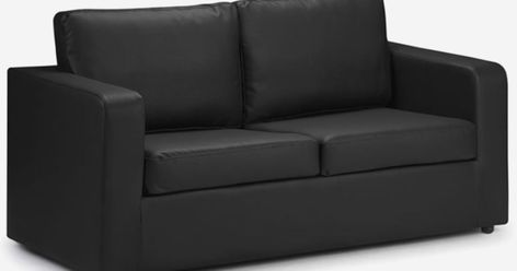 Clack Sofa Bed Sofa Chair Bed For Ikea Leather Sofa Bed Two Seat Sofa Bed Askeb Clack Sofa Bed Sofa Chair Bed For In 2020 Ikea Leather Sofa Leather Sofa Bed Sofa