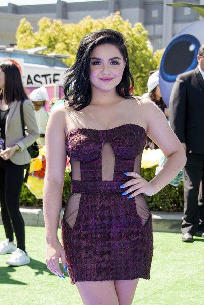 Actress Ariel Winter attends Columbia Pictures and Sony Pictures Animation World Premiere of