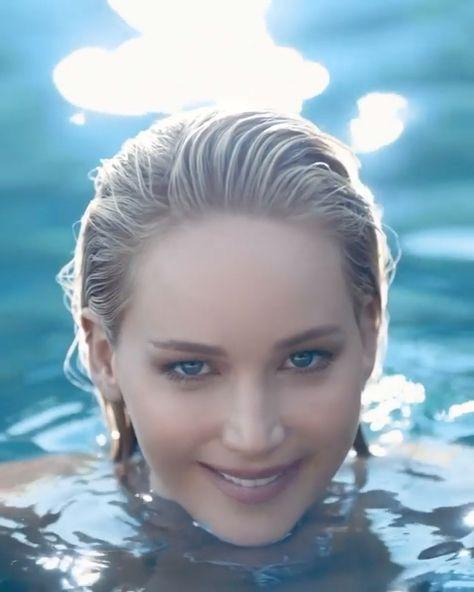 Dior : Jennifer Lawrence