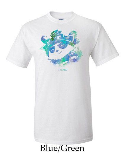 Teemo League of Legends Mens T-shirt