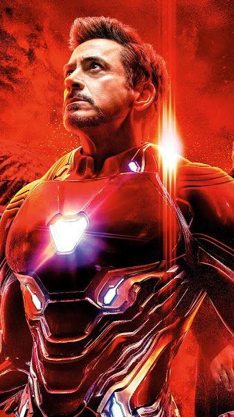 Avengers Endgame Iron Man Spider Man 8k 7680x4320 Wallpaper