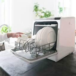 機 食 不要 洗 工事