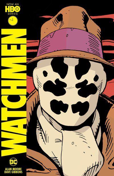 Watchmen International Edition Lenticular By Alan Moore In 2020