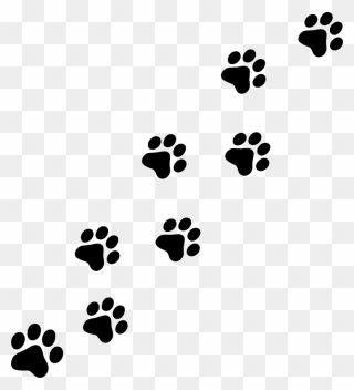 Paw Print Clip Art Cat Paw Prints Clipart Png Download Paw Print Clip Art Paw Print Cat Paw Print