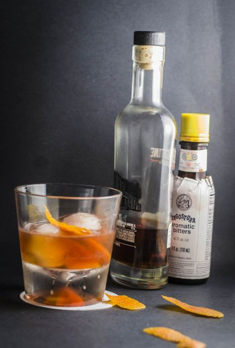 The Old Fashioned Cocktail Recipe Old Fashioned Cocktail