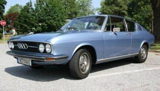 Audi 100 Coupe S 1969 76 Classic Audi Cars Parts For Sale Now