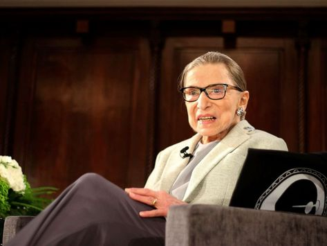 Supreme Court Justice Ruth Bader Ginsburg treated for new pancreatic cancer