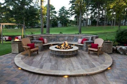 Awesome Backyard Fire Pit Ideas 06 Outdoor Fire Fire Pit
