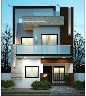 Top 30 Modern House Design Ideas For 2020 Small House Elevation Design Small House Design Exterior Facade House