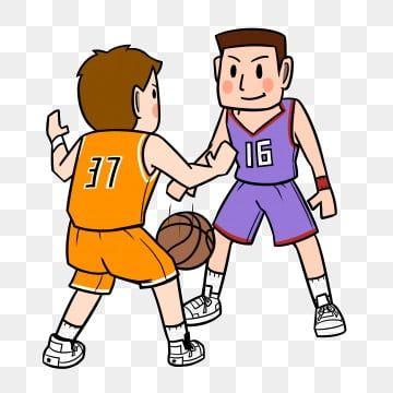 Gambar Pemain Basket Kartun Bermain Png Bagian Bawah Transparan Kartun Bola Basket Tim Bola Basket Png Transparan Clipart Dan File Psd Untuk Unduh Gratis Basketball Players Basketball Teams Cartoon