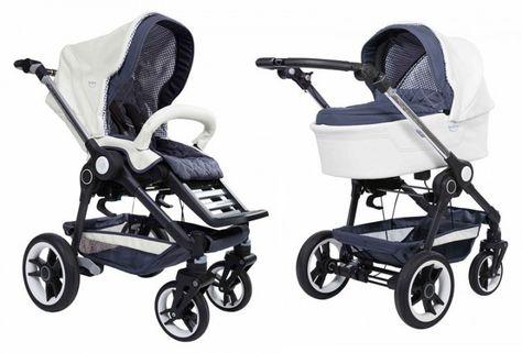 Baby Kinderwagen und Walking Geschirr/ /Dark Navy