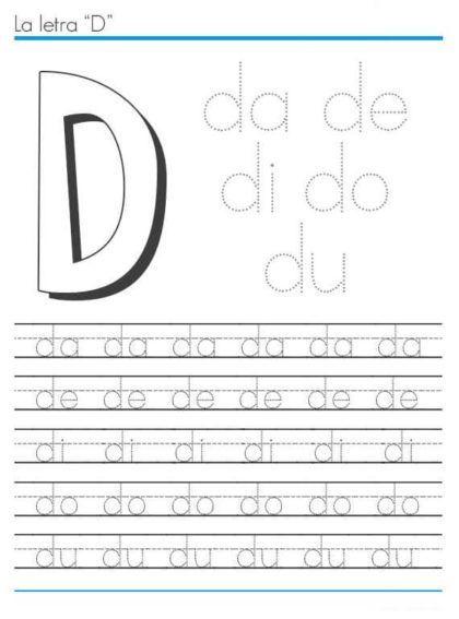 Silabas Com Da De Di Do Du Para Alfabetizar Com Imagens