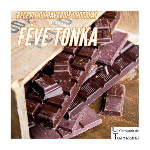 Bavarois Au Chocolat Feve Tonka Blog Du Comptoir De Toamasina Recette Feve Tonka Bavarois Chocolat