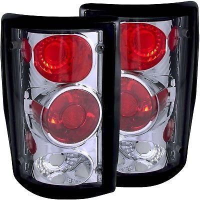 Product Ford E 150 Econoline E 250 E 350 Tail Light Left Driver Right Passenger Side Ford Excursion 2005 Ford Excursion Tail Light