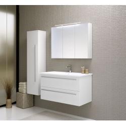 Reduzierte Zimmereinrichtungen Badgestaltung Badezimmer Dekor Und Badezimmer Hangeschrank