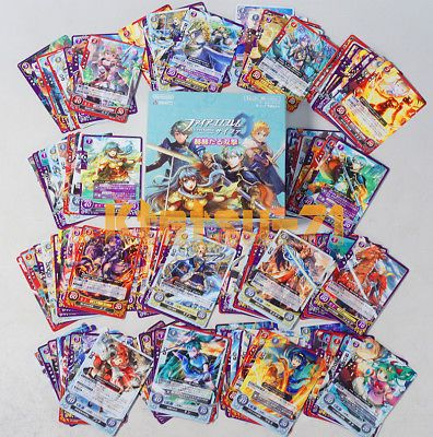 CCG Mixed Card Lots 183455: Fire Emblem 0 Cipher Card Lot Of