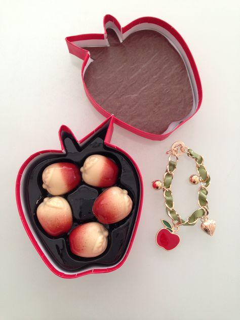 chocofino apple chocolate