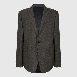 Veste Tweed Verte Homme Grandes Tailles Capel
