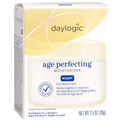 Daylogic Age Perfecting Moisturizer Night 2 5 Oz Moisturizer