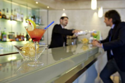 Cocktail hour! @ Novotel Roma La Rustica - Rome - Italy #travel