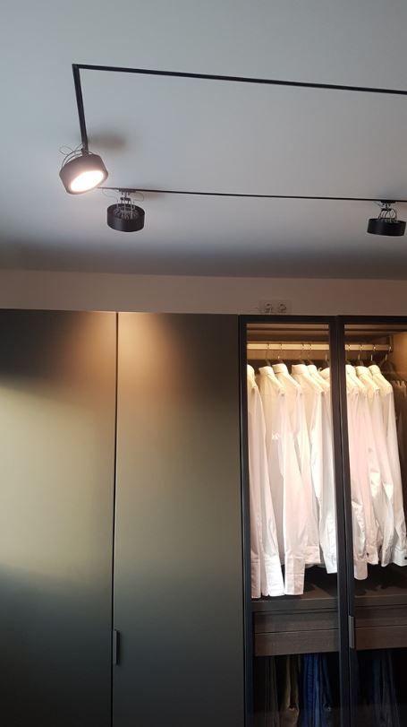 Ankleidezimmer Beleuchtung Licht Lichtplanung Mit Buschfeld Von Lightyourooms Lichtplanung Innenarchitekt Innenarchitektur