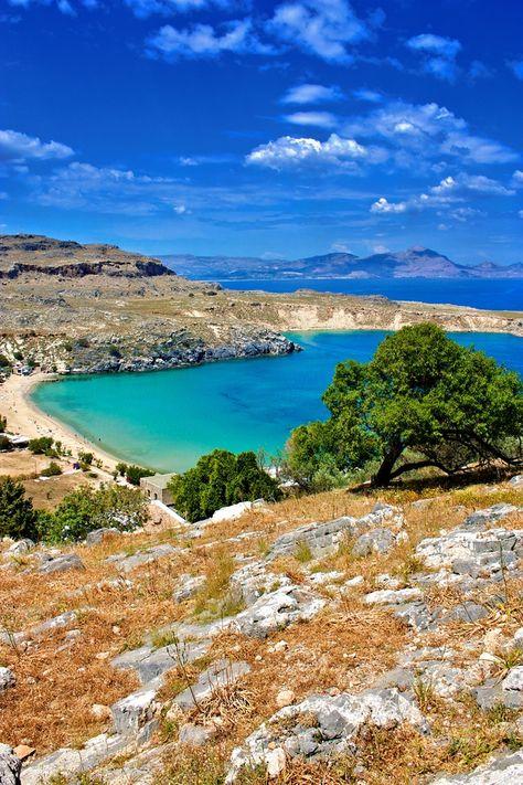 Rhodes Island, Greece by Tobias Gustafsson