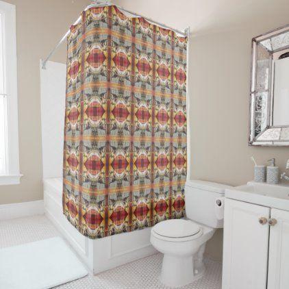 Luminous Equivalent Of Passionate Emotions Shower Curtain Zazzle Com Curtains Shower Curtain Custom Shower Curtains