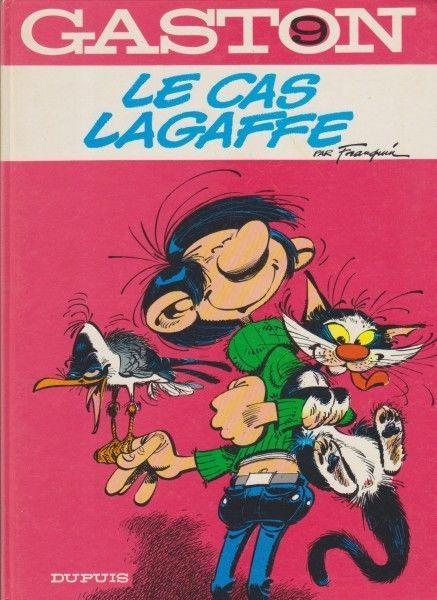 Gaston Tome 9 Le Cas Lagaffe Franquin Nonapplicable