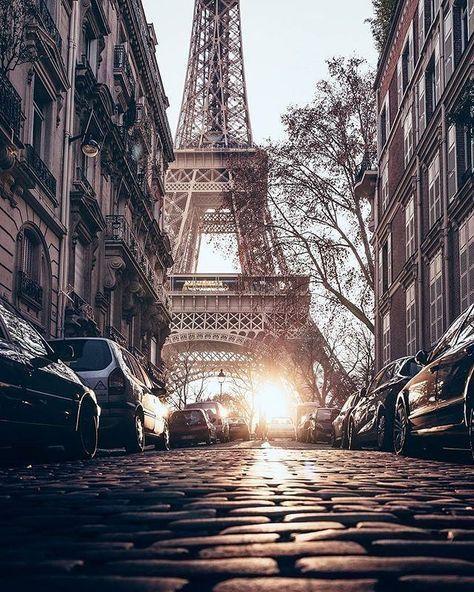 Eiffel, París #travel