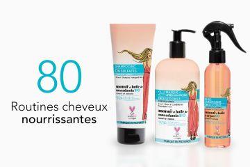 18 Facons D Utiliser L Huile De Coco Monoi Routine Cheveux