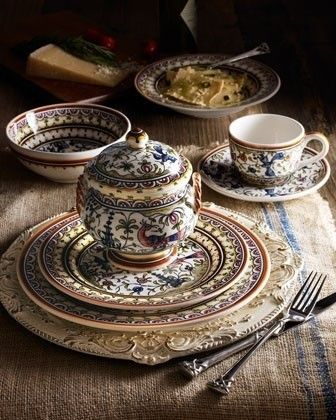 Dinner Plates Fabulous Portuguese Pottery Pure Art