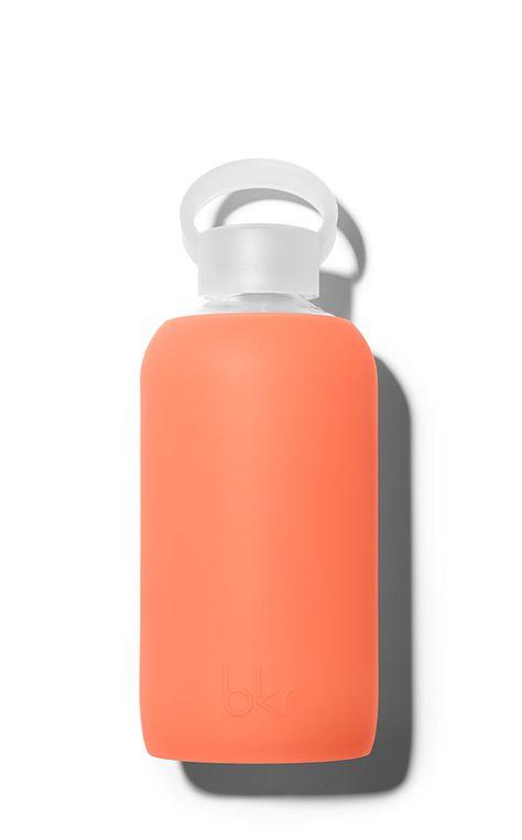 Bkr Glow 500ml Glass Water Bottle Glass Water Bottle Bkr Bottle Water Bottle