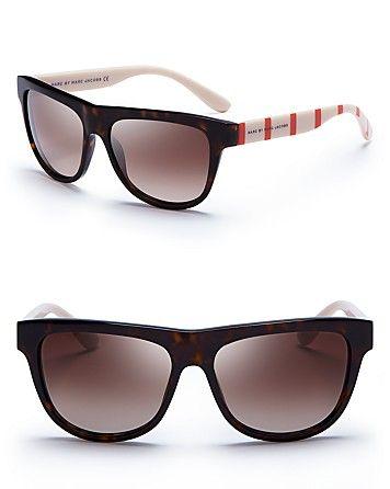 MARC BY MARC JACOBS Wayfarer Sunglasses | Bloomingdale's
