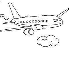 Avion Dessin Facile Recherche Google Image Coloriage Coloriage Avion Dessin