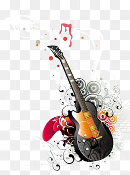 Png Guitar Icon Book Clip Art Guitar Outline Vector Icons Free