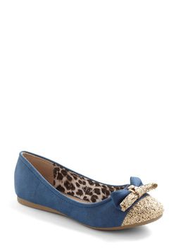 Twinkle Bows Flat shoes