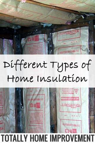 An Overview Of The Different Types Of Home Insulation