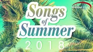 WOMS // Songs of Summer 2018 (60 Minute Non-Stop Workout Mix