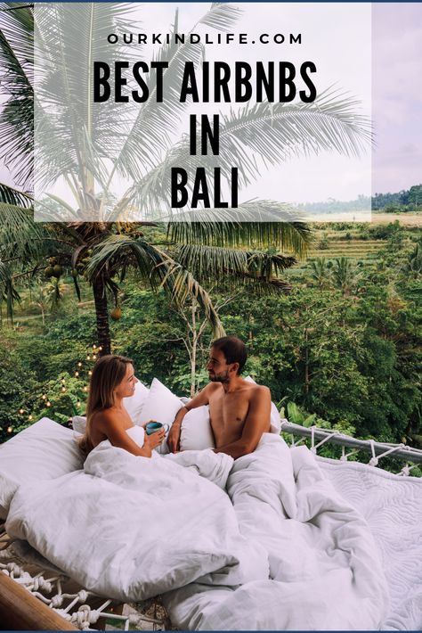 Dont miss out on some amazing experiences that Airbnb offers in Bali!