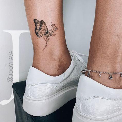 - - #butterflytatto #mermaidtatto #tattominimaliste #motherdaughtertatto - - - #mermaidtatto