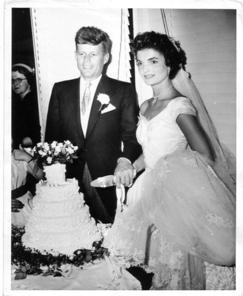 Just married, September 12, 1953