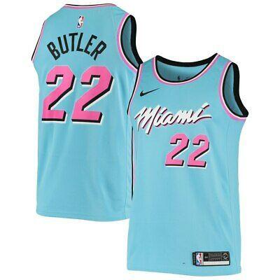 YUUY Jimmy Butler #22 Miami Heat Camisetas de Baloncesto Unisex Camisetas Bordadas a Mano Color : A, Size : Men-2XL Multicolor Opcional