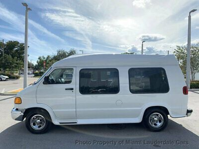 Ebay Advertisement 2000 Dodge Ram Van 1500 Regency Hi Top Conversion Van One Owner Low Miles Regency High Top Conversion Van In 2020 Dodge Ram Van Dodge Ram Ram Van