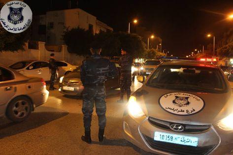 الأمن المركزي بطرابلس تعلن تكثيف الحملات الأمنية لضبط المخالفين Libya
