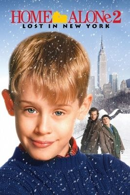 Home Alone 2 Lost In New York Poster Id 1126194 Home Alone Kids Family Movies Home Alone Movie