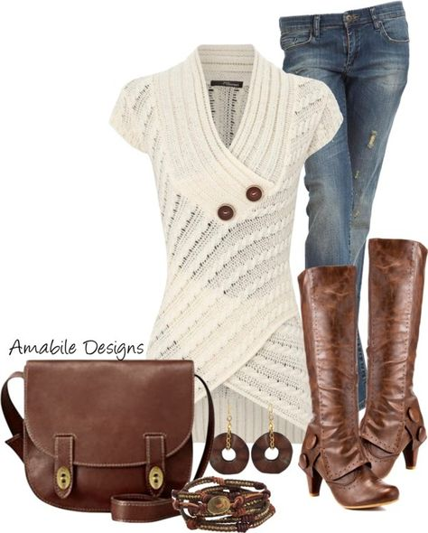 """Weekend day date"" by amabiledesigns ❤ liked on Polyvore"