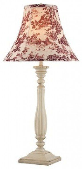 Toile Lamp Shade Ideas On Foter French Table Lamp Toile Lamp Traditional Lamp Shades